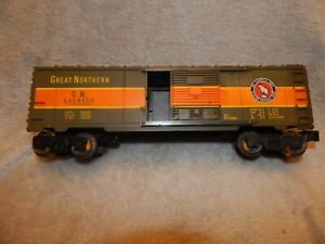Lionel O gauge Great Northern boxcar # 6464 450