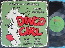 Dingo Girl Rare OZ ORIG Cast recording LP NM '82 Lamont Granston Chris Harriott