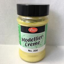 Viva Modellier-Cream - #200 Yellow Pearl - New