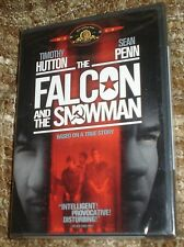 The Falcon and the Snowman (DVD), NEW & SEALED WIDESCREEN, REGION 1, FASCINATING