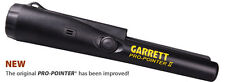 Garrett Pro Pointer II Weatherproof 2 year Warranty pinpointer