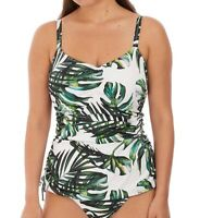 Fantasie FERN Palm Valley Underwire Tankini Swim Top, US 38DDD, UK 38E