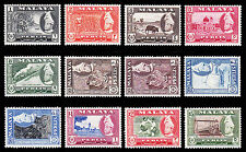 Mint Never Hinged/MNH Multiples Settlements Stamps