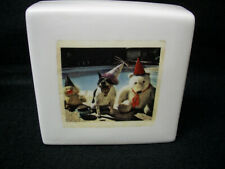 """Rae Dunn by Magenta Dog Photo """"throw yourself a Party"""" Paperweight *New*"""