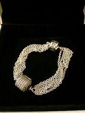 NUOVO Momenti Pandora braccialetto One-Clip 15cm piccola