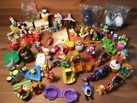 Happy Meal Toys Lot McDonald's 45+ Rare Toys McDonald Toy Lot And Accessories.