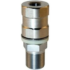Tram 208 Super-Duty Cb Stud Stainless Steel So-239, All Thread & Contact Pin