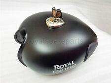 Genuine Royal Enfield Classic 500cc EFI Black Fuel Petrol Gas Tank #890095