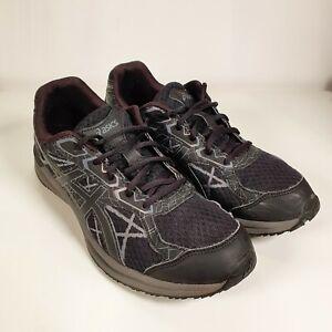 ASICS Men's Endurant Running Gym Shoes Size 9.5 US T742N  FREE POST