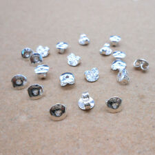 Wholesale 20PCS 925 Silver BACK STOPPERS Earrings Jewelry Findings For Stud Pin