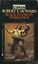 Paperback - Robert E. Howard - Black Vukmea's vengeance - 1987