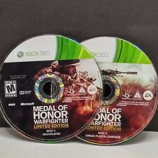 Medal of Honor: Warfighter -- Limited Edition (Xbox 360, 2012) DISC ONLY #7679