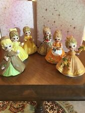 Josef Originals 1974 dolls of the month lot of 6 figurines excellent condition