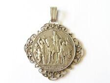 Preußen, 3 Mark Silbermünze 1913 gefasst