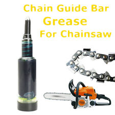 Grease Gun For Chainsaw Sprocket Nose Guide Bar Loaded With Grease For Husqvarna