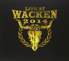 25 Years of Wacken [CD]