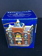 2003 Badcock Home Furnishings Center Collectible Police Station Bell Ornament