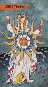 Medieval Europe Tarot - A Tarot Deck Based on Renaissance  Manuscripts
