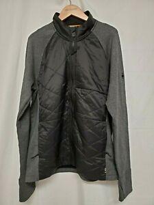 NEW Smartwool Men's Smartloft 120 Jacket NWT Size Large/ Black