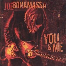 You & Me by Joe Bonamassa (CD, Jan-2009, J&R Adventures) BRAND NEW