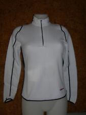 tee shirt - sweat shirt thermique de running NEWLINE, femme,blanc -34/36 (1561)