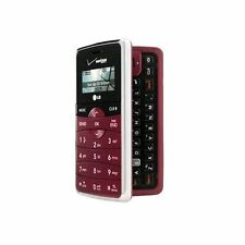 LG enV VX9100 Maroon - Red (Verizon) Cellular Phone