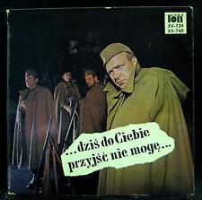 Lech Budrecki & Ireneusz Kanicki - Dzis Do Ciebie Przyjsc Nie Moge LP VG+ Poland