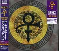 PRINCE-THE VERSACE EXPERIENCE-JAPAN BLU-SPEC CD2 F56