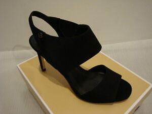 "NIB Women MICHAEL Michael Kors® ""Marti"" Dress Sandals Black Size 6.5"