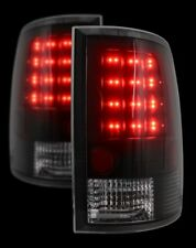 2x LED Rücklicht Dodge Ram 1500 2500 3500 2013 2014 2015 2016 2017 schwarz/klar