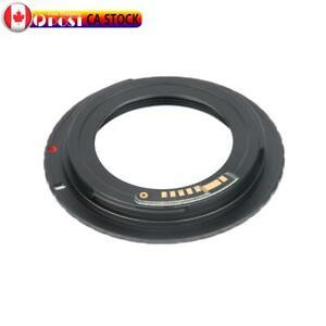 AF Confirm M42 Mount Lens Adapter for Canon Eos 5D 7D 60D 50D 40D 500D 550D *CA