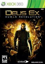Deus Ex Xbox 360