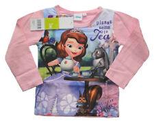 Disney Mädchen-Tops, - T-Shirts & -Blusen mit Rundhals 86