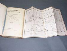 Gymnastique manuel en italien illustré de plches dépliantes torino 1849 reliure