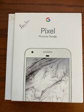 Google Pixel XL - 32GB - Very Silver (Project Fi) Smartphone