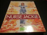 """COFFRET 3 DVD NEUF """"NURSE JACKIE - SAISON 4"""" Edie FALCO"""