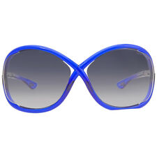 Tom Ford Whitney Grey Gradient Sunglasses