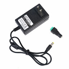 12V 3A 36W AC to DC Adapter Power Supply for 5050 Flexible LED Light Strip 3528