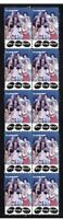 THE BRADY BUNCH STRIP OF 10 MINT TV VIGNETTE STAMPS 2