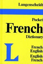 Langenscheidts Pocket French Dictionary: French-English, English-French (Vinyl