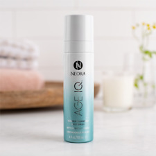 New NEORA Age-Defying Double Cleansing Face Wash Clinical Proven Anti-aging