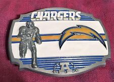 SAN DIEGO CHARGERS PLAYER BELT BUCKLE NFL BUCKLES NEW