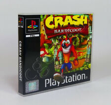 PS1 Playstation Game CASE ONLY - Crash Bandicoot