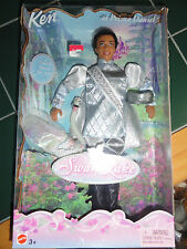 Barbie-Swan Lake-Ken as Prince Daniel(2003 Mattel)(NIB)!!