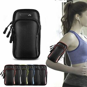 Running Sport Arm Band Phone Case Jogging Waterproof Sports Armband Pouch Bags