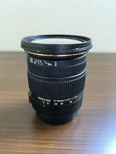 Sigma EX 17-50mm f/2.8 OS HSM DC Lens   Canon