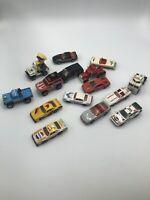 Lot of 15 Loose Matchbox Vehicles Circa 1970-1980 Pepsi Challenger Corvette Audi