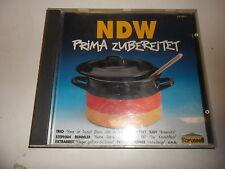 CD nuova onda tedesca-prima-preparati