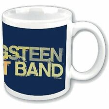 BRUCE SPRINGSTEEN AND THE E STREET BAND - mok/tas/mug/tasse - NEW= BOXED