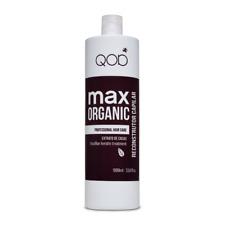 QOD MAX OrganiQ Brazilian Keratin Treatment Reconstructor 1000 ml